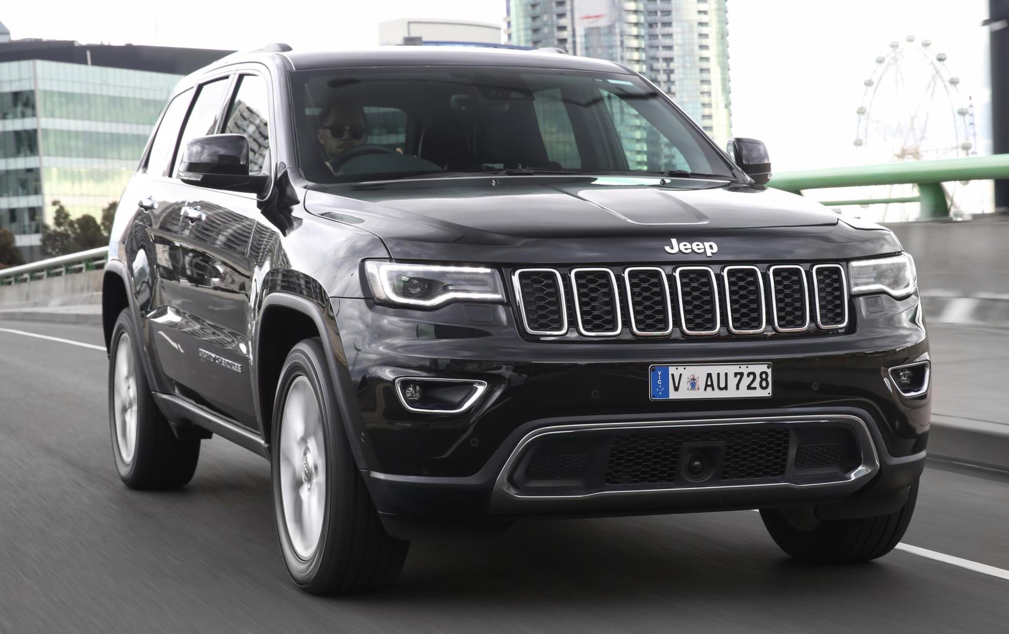 """2021 jeep grand cherokee debuts """"later this year"""" fca"""