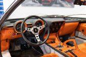 1972 Lamborghini Miura SV-orange interior