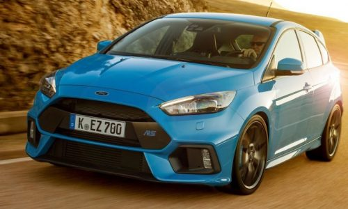 2021 Ford Focus RS not happening, ST to remain flagship – report