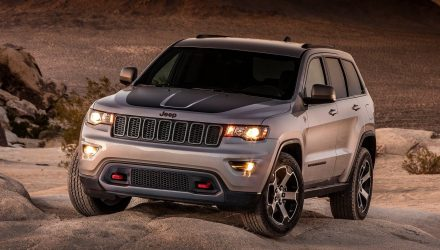 Next-gen 2021 'WL' Jeep Grand Cherokee debut delayed – report