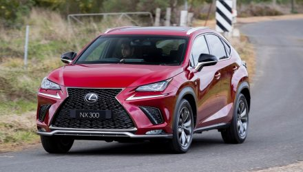 2021 Lexus 'NX450h+' to adopt 225kW RAV4 Prime plug-in hybrid