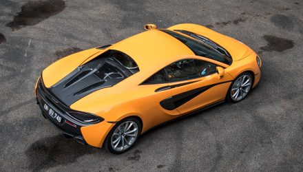 McLaren planning new entry model with V6 hybrid – report