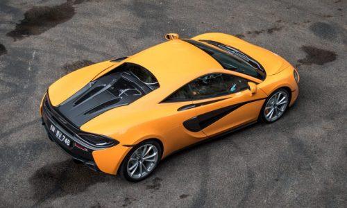 McLaren planning new entry model with V6 hybrid – report