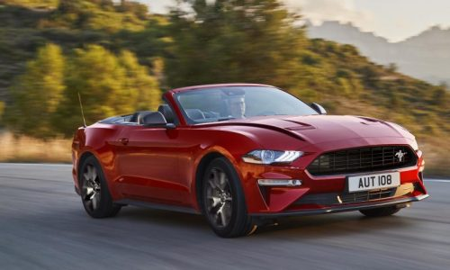 Ford Mustang remains best-selling sports car in the world, 2019 sales down 10%