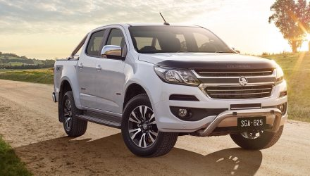 2019 Holden Colorado - 1