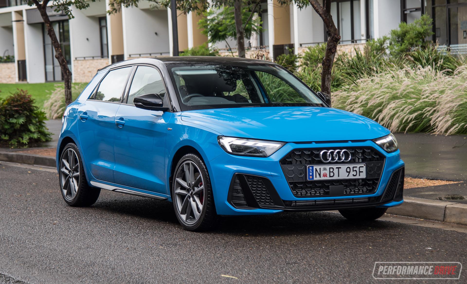 2020 Audi A1 Sportback 40 Tfsi Review Video Performancedrive