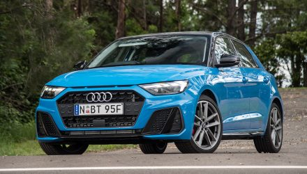 2020 Audi A1 Sportback 40 TFSI review (video)