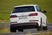 2020 Audi Q7 45 TDI-rear