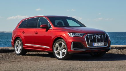 2020 Audi Q7 now on sale in Australia from $101,900
