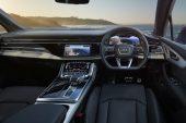 2020 Audi Q7-interior