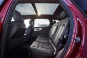 2020 Audi Q7-rear seats