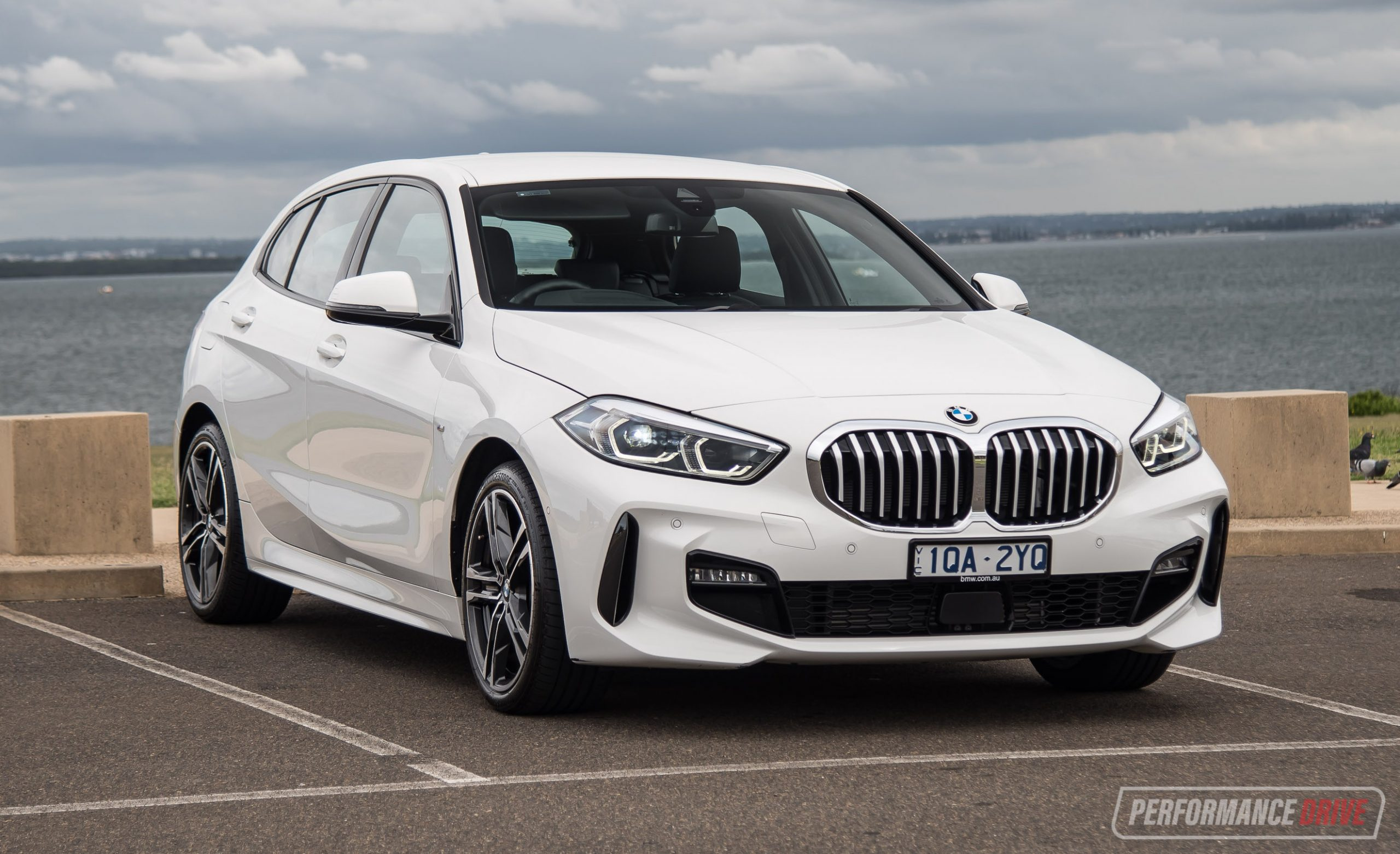 2020 BMW 118i M Sport review (video)