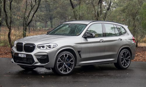 2020 BMW X3 M Competition review (video)