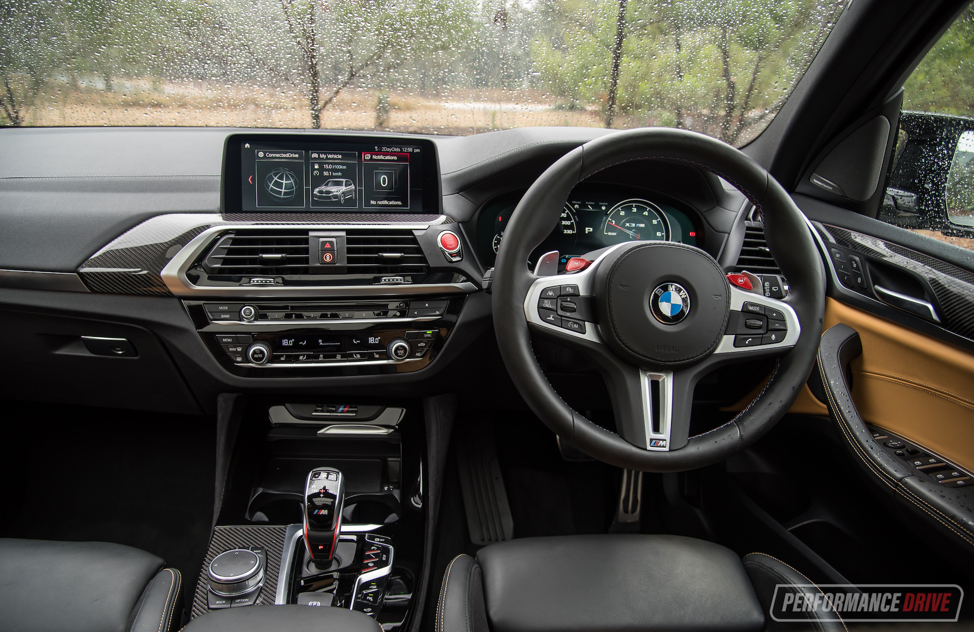 2020 Bmw X3 M Competition Review Video Performancedrive