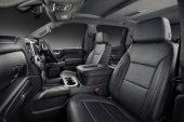 2020 Chevrolet Silverado 1500 LTZ-seats