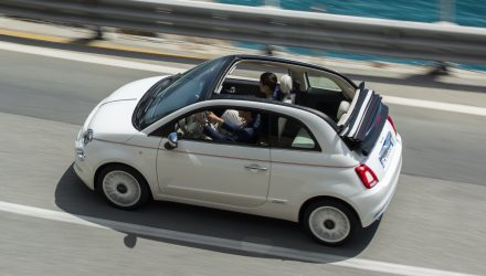 2020 Fiat 500C Dolcevita special edition on sale in Australia