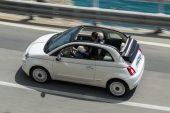 2020 Fiat 500C Dolcevita edition - 1