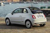 2020 Fiat 500C Dolcevita edition - 2