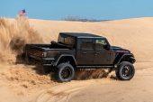 2020 Hennessey Maximus 1000 Jeep Gladiator-rear