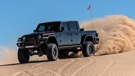 2020 Hennessey Maximus 1000 Jeep Gladiator-sand drift