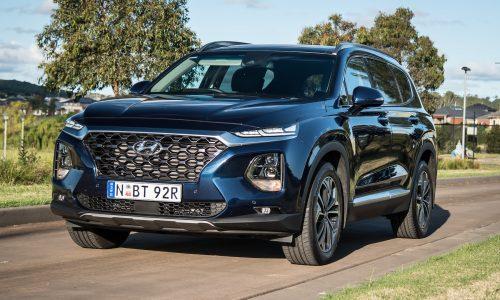 2020 Hyundai Santa Fe Highlander V6 review (video)