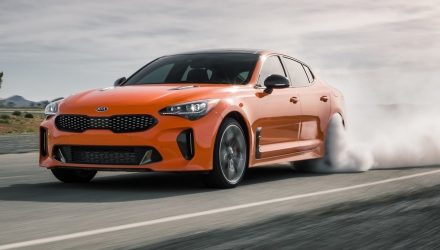 2021 Kia Stinger facelift to adopt 2.5T, 3.5 twin-turbo V6