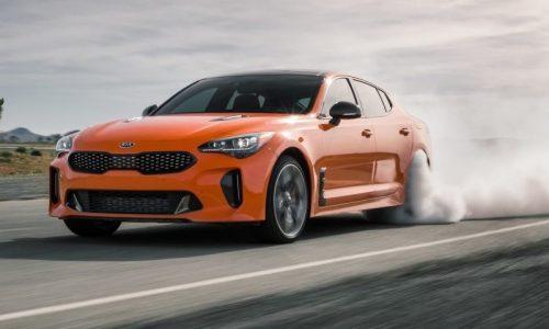 2021 Kia Stinger facelift to adopt 2.5T, 3.5 twin-turbo V6