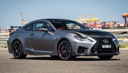 2020 Lexus RC F Track Edition review (video)