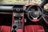 2020 Lexus RC F Track Edition-interior