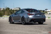 2020 Lexus RC F Track Edition-rear wing