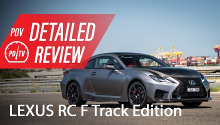 Video: 2020 Lexus RC F Track Edition – Detailed review (POV)