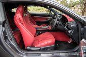 2020 Lexus RC F Track Edition-seats