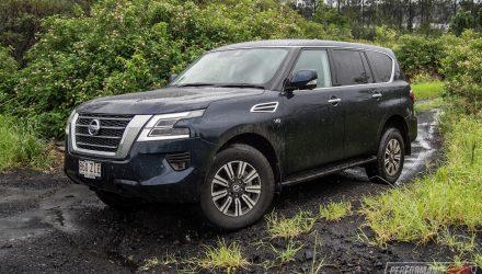 2020 Nissan Patrol Ti review (video)