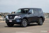 2020 Nissan Patrol Ti-Australia