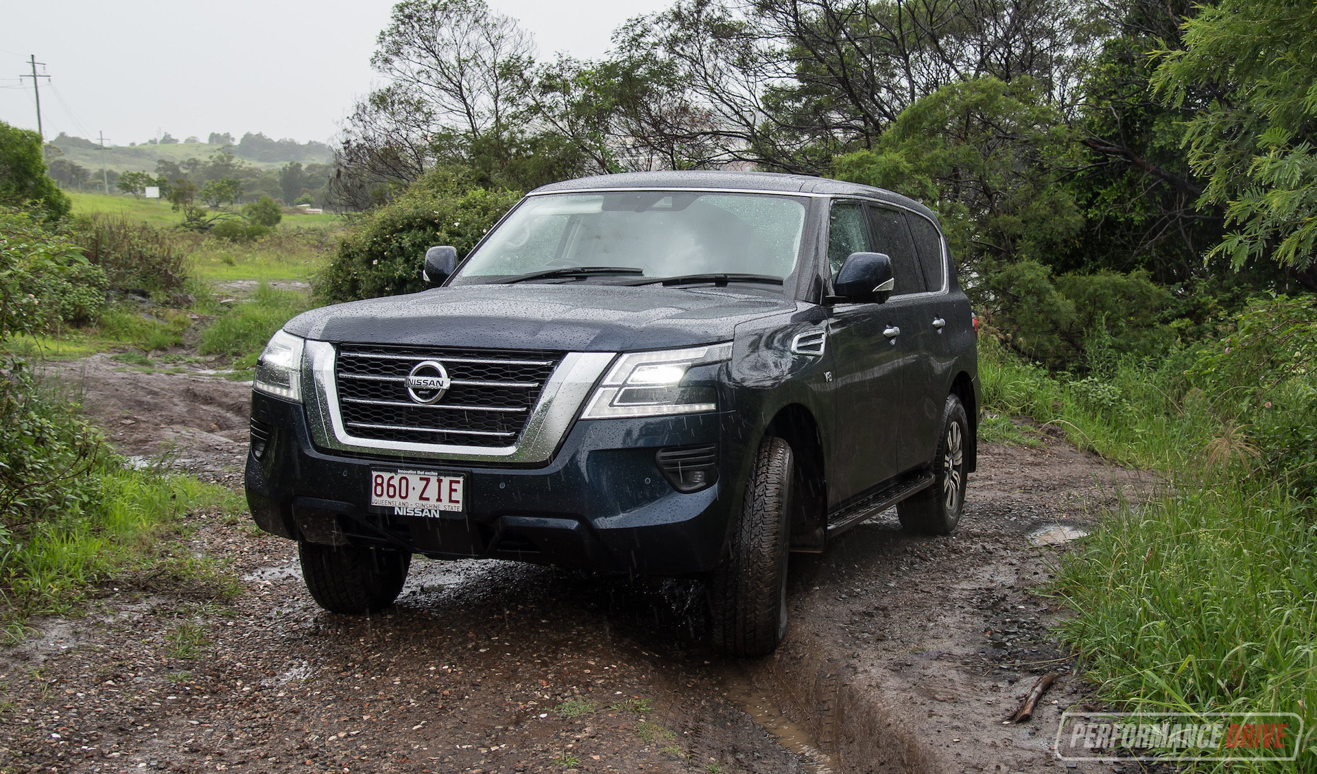 2020 nissan patrol ti review (video) | performancedrive