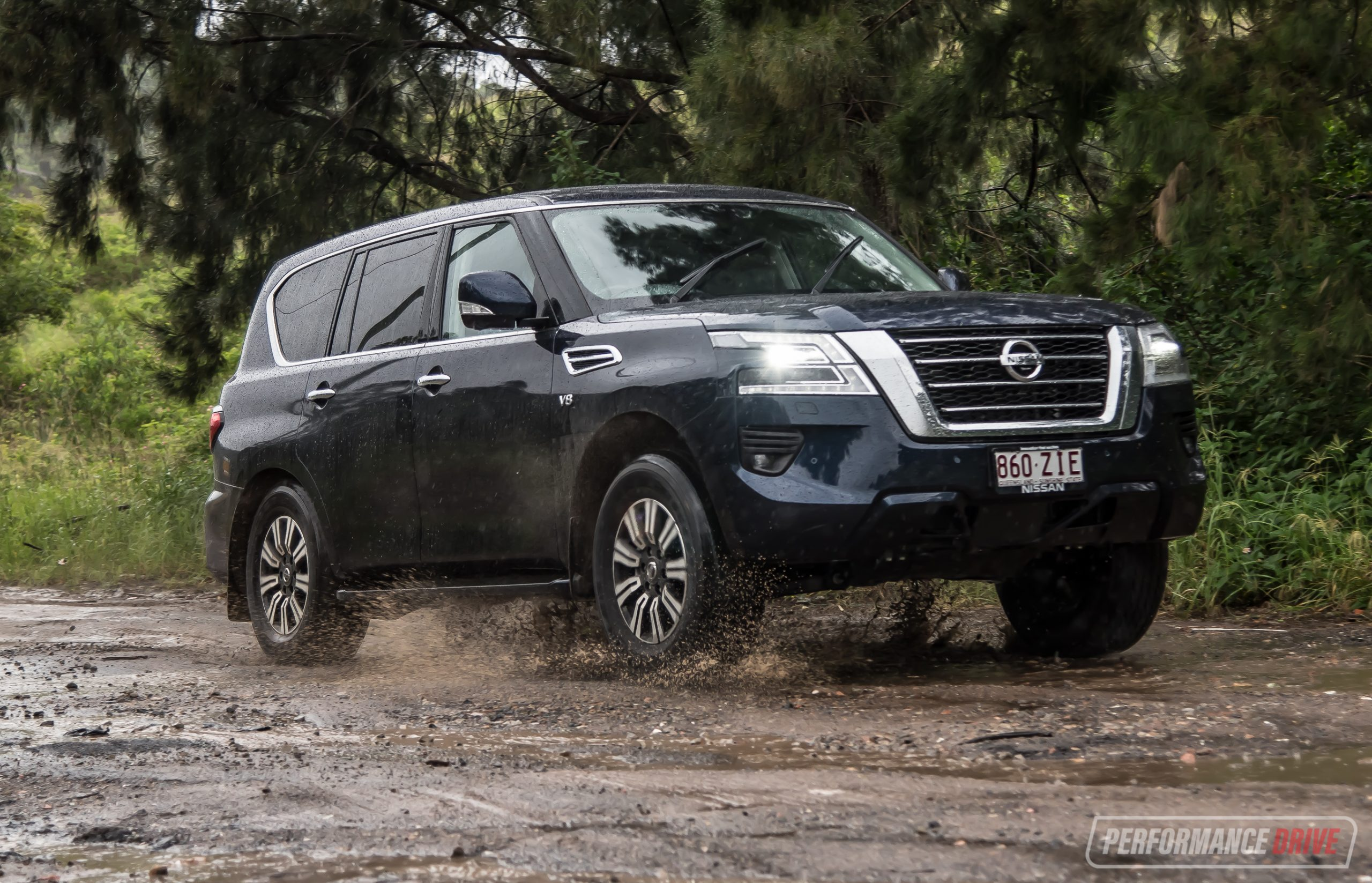 2020 nissan patrol ti review (video) - performancedrive