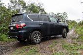 2020 Nissan Patrol Ti--tracks