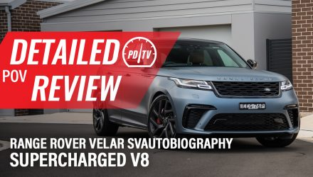 Video: Range Rover Velar SVAutobiography Dynamic – Detailed review (POV)