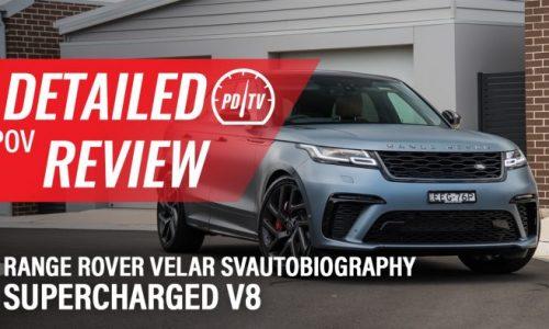 Video: Range Rover Velar SVAutobiography Dynamic –Detailed review (POV)