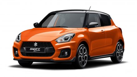 2020 Suzuki Swift Sport Series II announced for Australia