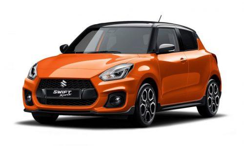 2020 Suzuki Swift Sport Series II announced for Australia