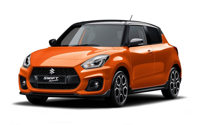 2020 Suzuki Swift Sport Series II - orange