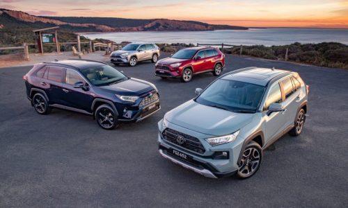 Toyota Australia secures boost in RAV4 hybrid supply