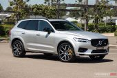 2020 Volvo XC60 T8 Polestar Engineered--