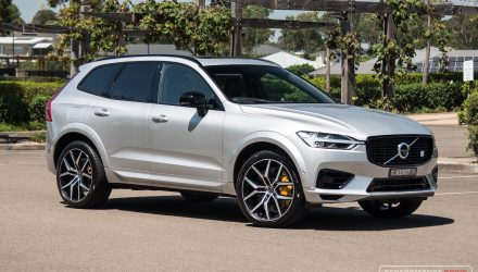 2020 Volvo XC60 T8 Polestar Engineered review (video)
