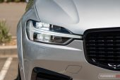 2020 Volvo XC60 T8 Polestar Engineered--headlights