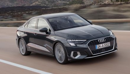 2021 Audi A3 Sedan revealed, looks as stunning as ever