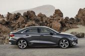 2021 Audi A3 sedan-doors