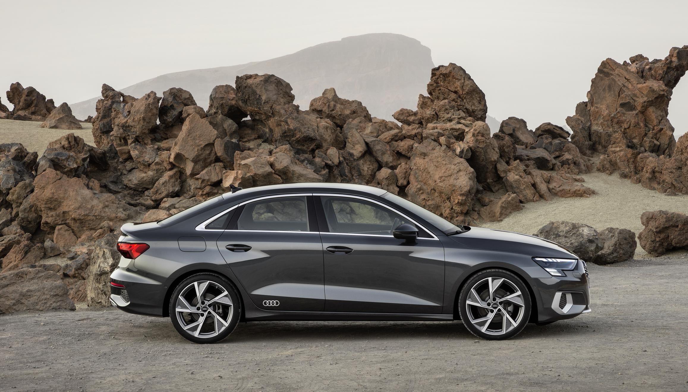 2021 Audi A3 Sedan revealed, looks as stunning as ever ...
