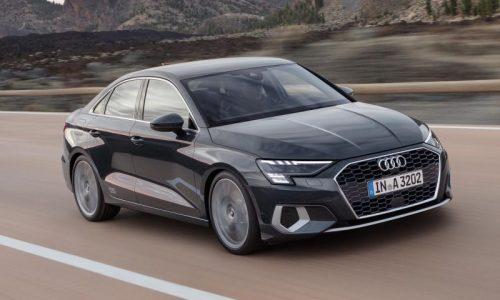 2021 Audi A3 Sedan revealed, looks as stunning as ever